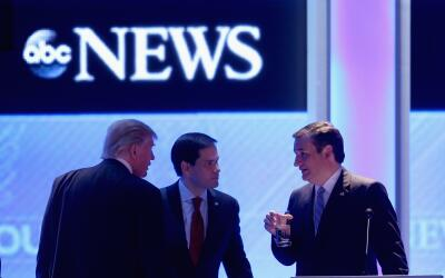 Los candidatos opinan sobre la polémica tortura