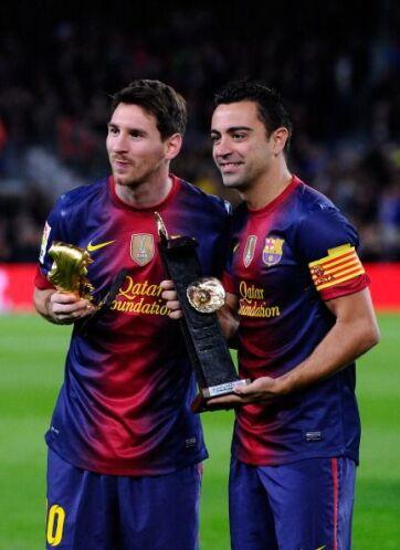 Lionel Messi, estrenando paternidad, compartió con el público su 'Bota d...