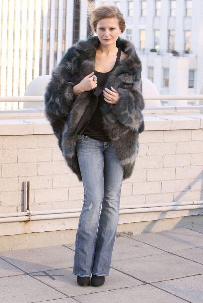 Si no sabes cuáles son, no te preocupes, son los 'jeans' clásicos que so...