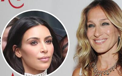 ¿Qué dijo Sarah Jessica Parker sobre Kim Kardashian?