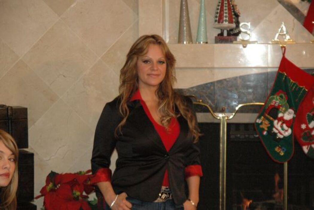Jenni nos contó que le encantaba pasar navidades en familia, que siempre...