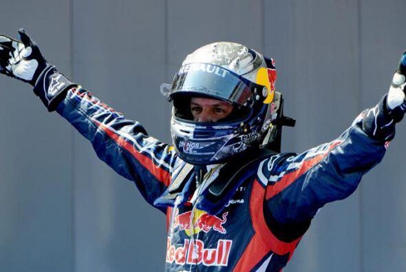 Tras la carrera de este domingo, Vettel ecabeza la clasificación...