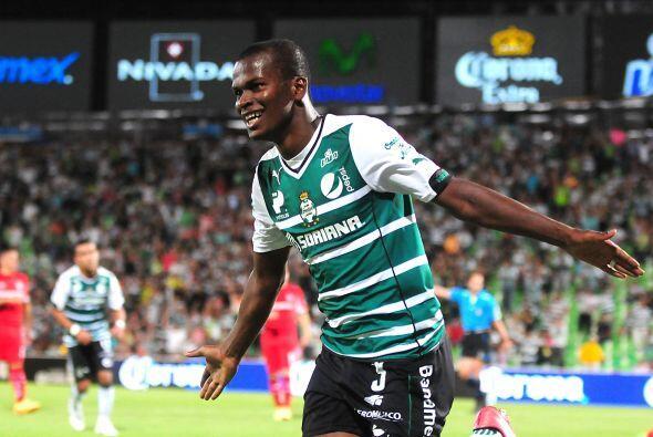 Misma cifra que apenas pudo marcar en el Clausura 2011, aunque esa ocasi...