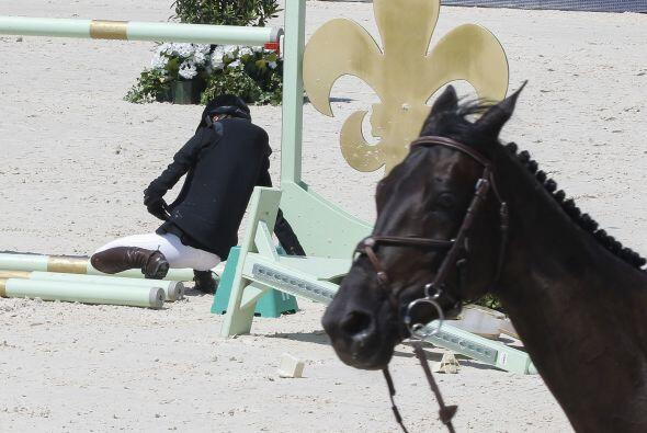¡Tal vez sólo se trató de un mal caballo!