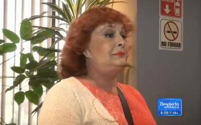 Talina Fernández sacó las uñas por sus nietos