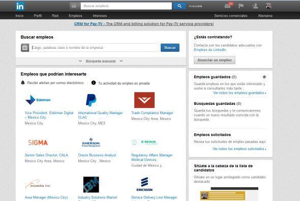LinkedIn: Este es un gran sitio no solamente para relacionarte con coleg...