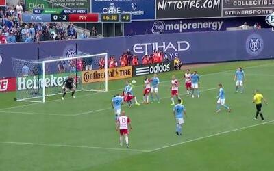 Gol de chilena de Bradley Wright-Phillips