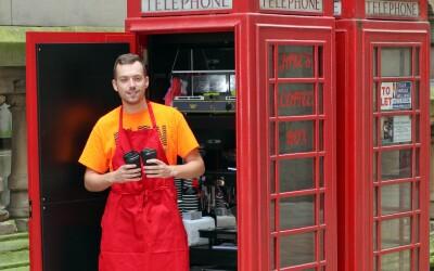 Teléfono Cafetería