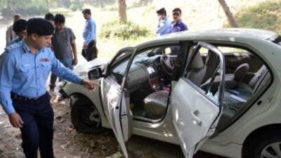 Unos desconocidos dispararon contra el vehículo en el que viajaba Chaudh...