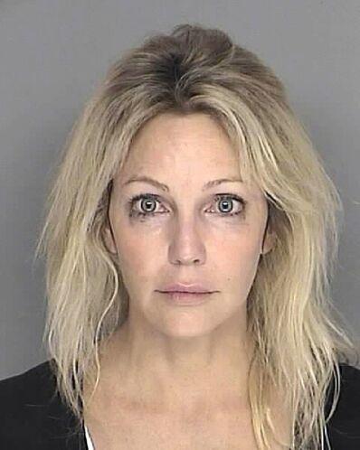 Heather Locklear conducía bajo los efectos de medicinas de prescripción...