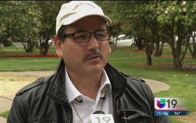 """La Mesa: """"Vete tranquila. Yo voy a estar bien"""", inmigrante despidiéndose..."""