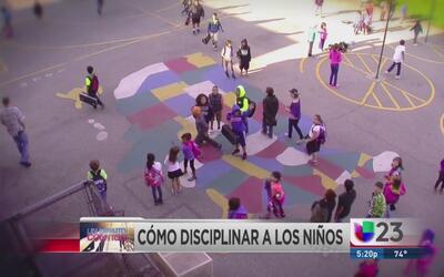 Un minuto contigo: cómo disciplinar a los niños