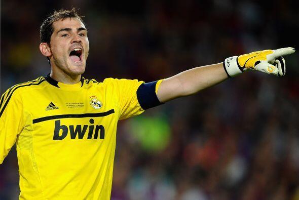 Iker Casillas: conquistó su quinta Liga en el mismo escenario don...
