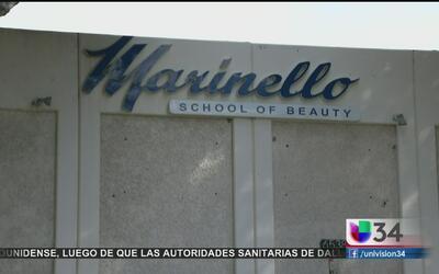 """Bajo investigación escuelas de belleza """"Marinello"""""""