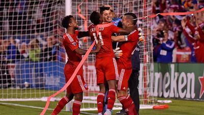 MLS Playoffs 2016