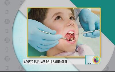 Un 80 % de los niños en Puerto Rico padece de gingivitis