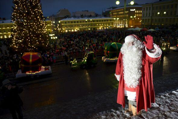 Hasta el próximo año Santa…