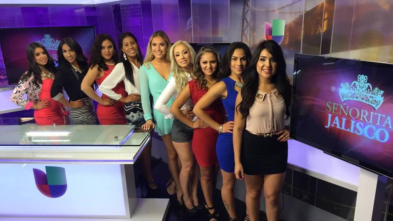 Ellas quieren ser Señorita Jalisco 2015