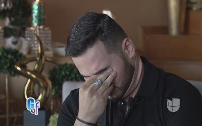 Eduardo Ochoa rompe en llanto al relatar el aterrador atentado que sufri...