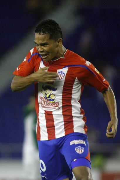Pero el goleador del torneo, Carlos Bacca, firmó el duodécimo en el minu...