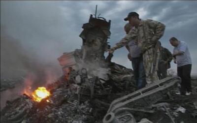¿Qué pasa cuando un avión vuela sobre zona de conflicto?