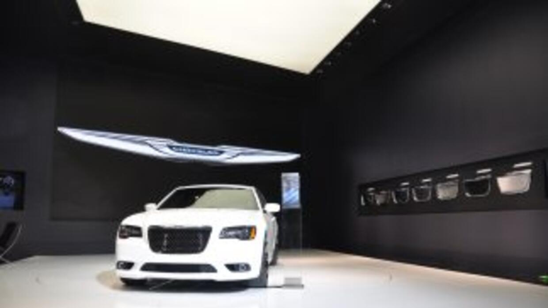 Chrysler está en plena recuperación financiera y de sus productos, lo cu...