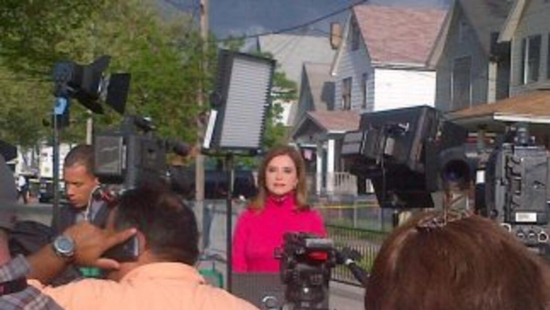 La periodista Lourdes del Río relata su visión del caso en Cleveland