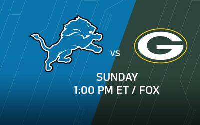Las claves del Detroit Lions vs. Green Bay Packers