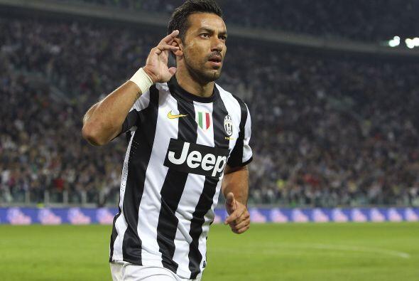 Actuación que ayudó a la Juventus a mantener su gran paso...
