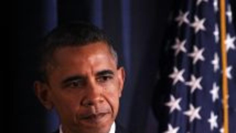 El presidente estadunidense Barack Obama lanzará en enero una ofensiva p...