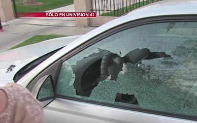 Mujer denuncia actos vandálicos en su contra y teme por su seguridad