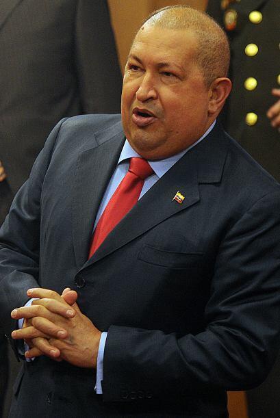 7. El 5 de marzo Hugo Rafael Chávez Frías murió los 58 años con lo que p...