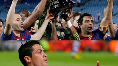 Real Madrid empató ante Espanyol y Barcelona levantará el trofeo de campeón