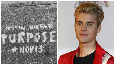 "SF va contra Bieber por grafiti ""ilegal"""