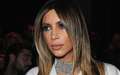 Kim Kardashian salió a defender a sus pompis de la críticas