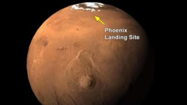 En las investigaciones del pasado sobre el clima del planeta rojo, los c...