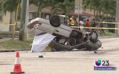 Hombre pierde la vida en accidente vial