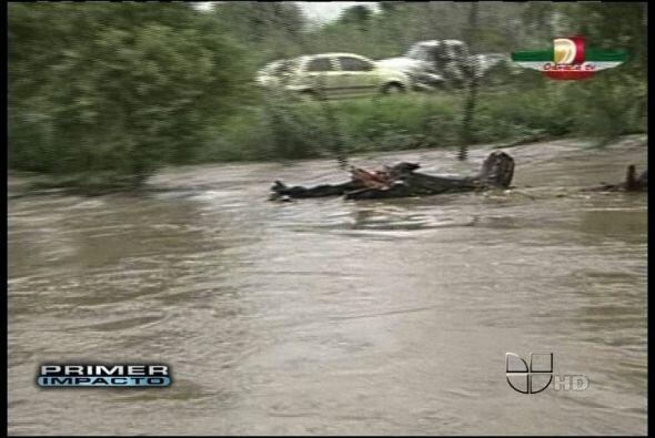 Sin embargo la emergencia en el país continúa por las fuertes lluvias qu...