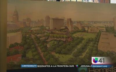 Presentan plan para revitalizar el Parque de la Hemisferia
