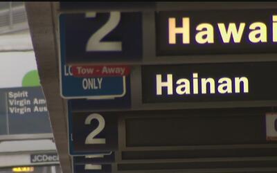 ¿Tienes viaje en puerta? Dos millones de personas usarán aeropuerto LAX...