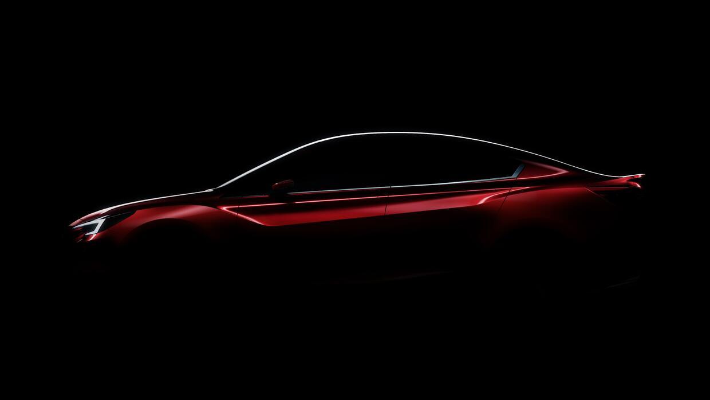 Subaru Impreza Sedan Concept debutará en el Auto Show de Los Angeles Imp...