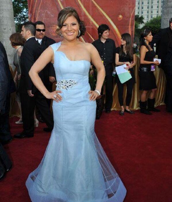 Diana ReyesElla dice: El azul cielo es el color de la primavera por exce...