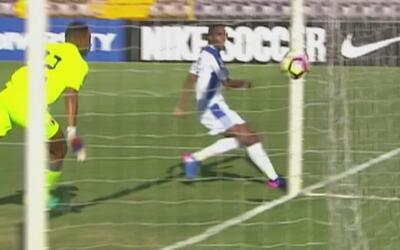 Premundial Sub 20: Leandro Ávila punteó la pelota para el 3-1 final de P...