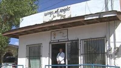 clinica donde alas de angel trabajan
