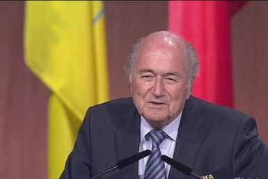 Presunto pagos de sobornos entre Blatter y su posible sucesor