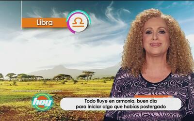Mizada Libra 18 de octubre de 2016