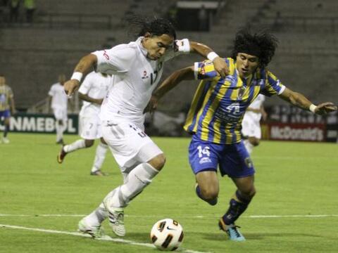San Luis dedó casi eliminado de la fase de grupos en la Copa Libe...