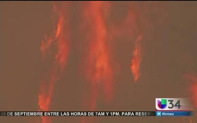 Arden 10 incendios en California