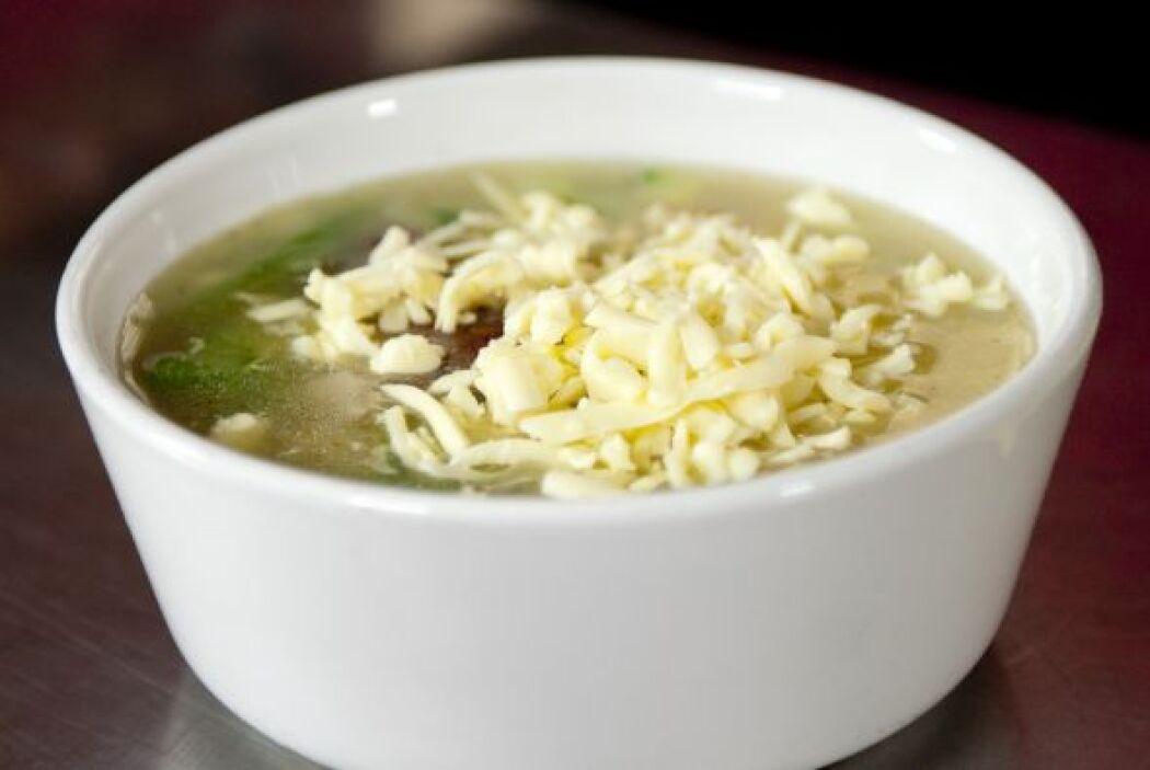 CALDO TLALPE'O: La mejor receta mexicana para calentar el alma. Consomé...