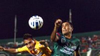 Chiapas y Morelia equipararon fuerzas en el Víctor Manuel Reyna.